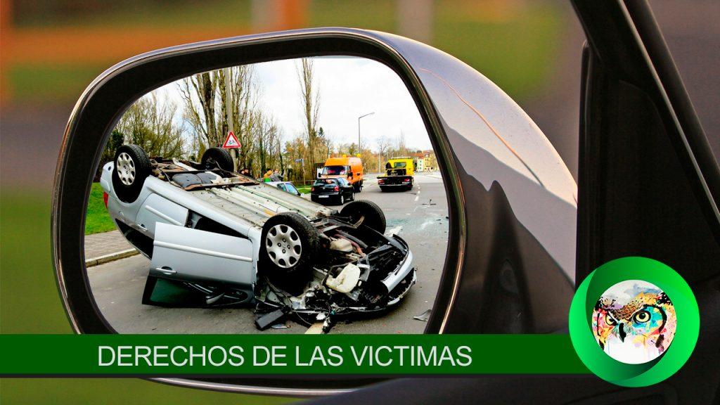 Derechos de las victimas en casos de delitos dolosos o culposo