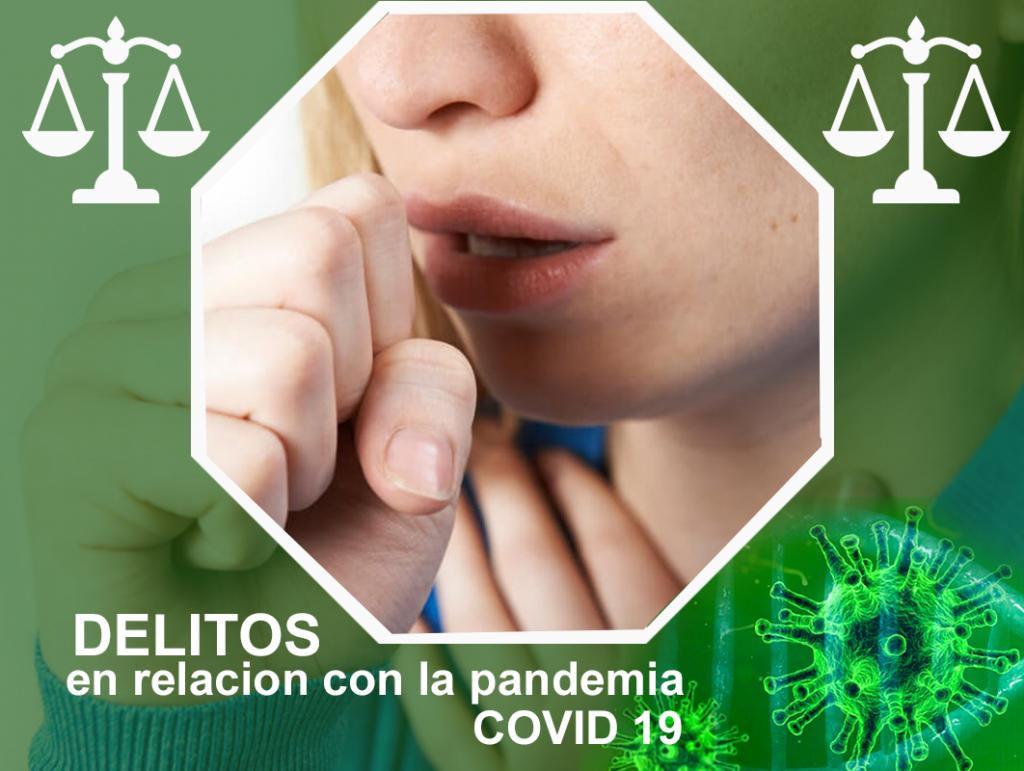 DELITOS EN RELACION CON LA PANDEMIA COVID-19