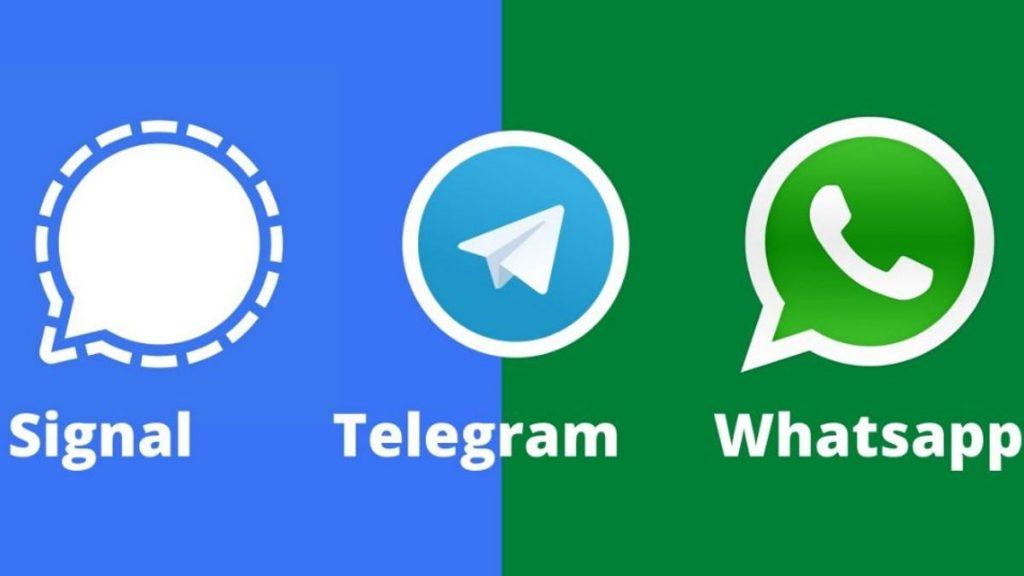 WHATSAPP, TELEGRAM o SIGNAL: EL DEBATE.