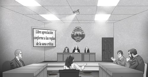 ¿Es posible condenar a una persona con la declaración de un único testigo?
